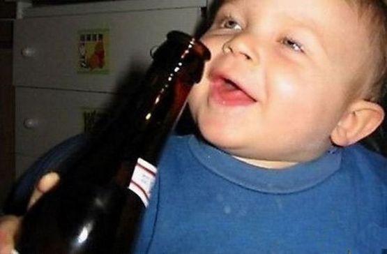 那些嗜酒如命的孩子们图片